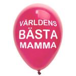 ballonger till mors dag