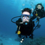 dykning som morsdagspresent