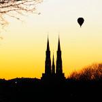 luftballong mors dag present